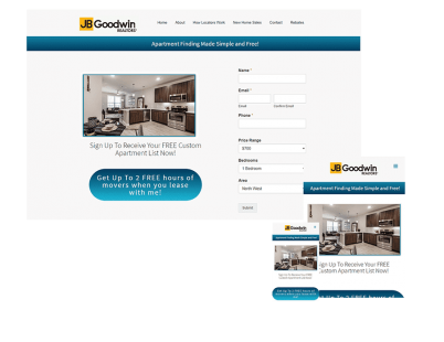 Realtor-web design